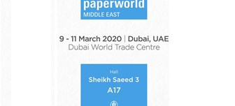 Paper World  middle east - Dubai  09-11 March 2020