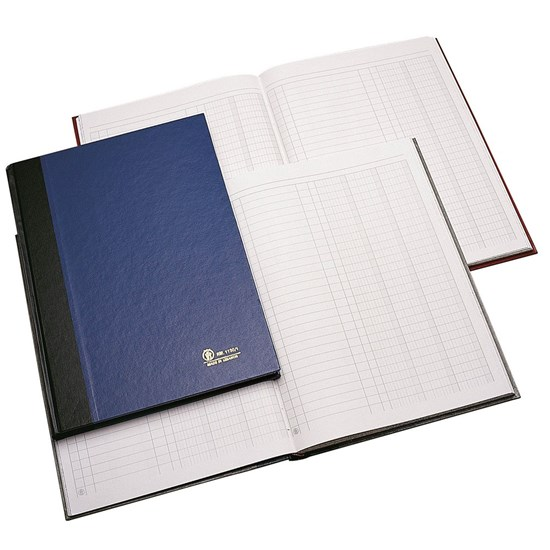 Account Book- L.Op- 3 Col.- B4- 200 sh