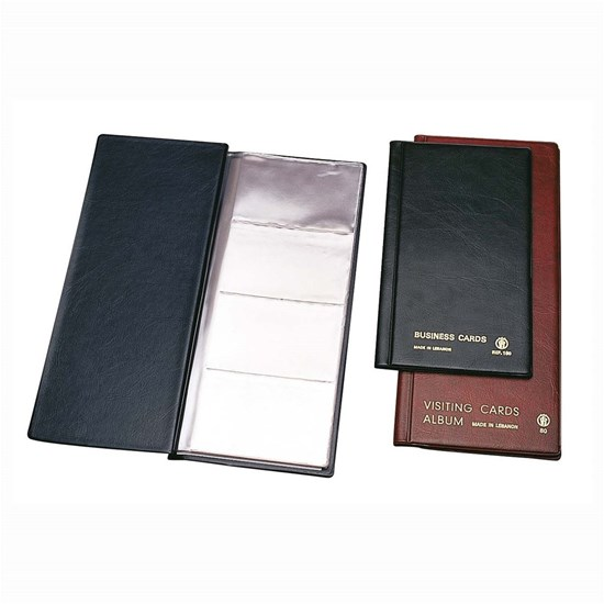 Business Card Album PVC  72 cards