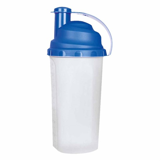 BUCHSTEINER MixMaster Shaker Bottle 700ml Blue