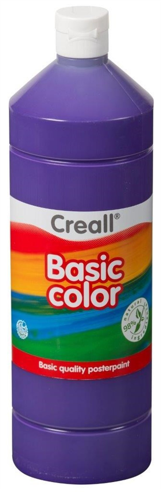 CREALL Gouache Basic 1000ml 09 Violet