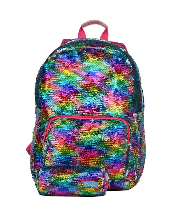 ROCO Sequence Backpack 17 RAINBOW 30x42x13 cm