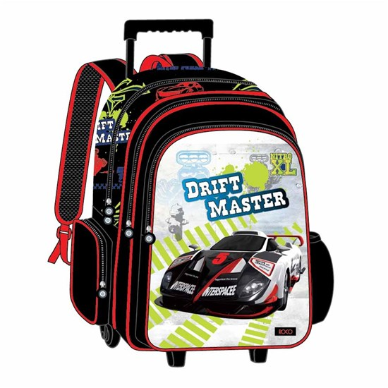ROCO Trolley1 Drifts Master 3 in 1 Set 3 Zip. 17''