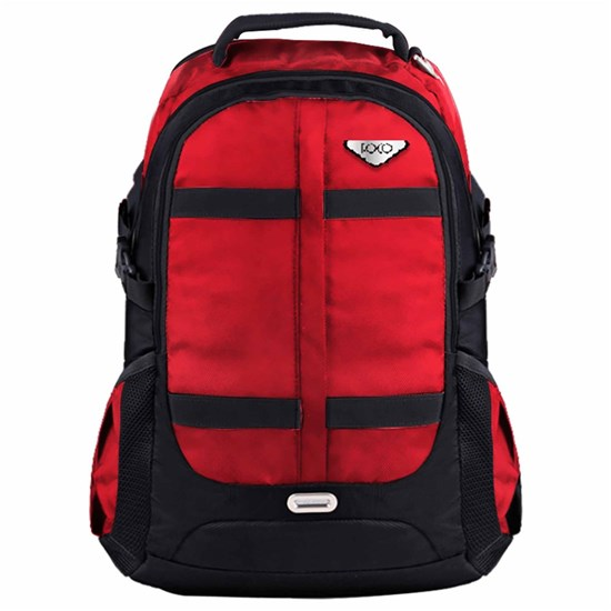 ROCO Backpack Technical Sport Red/BK 2 Zip. 20