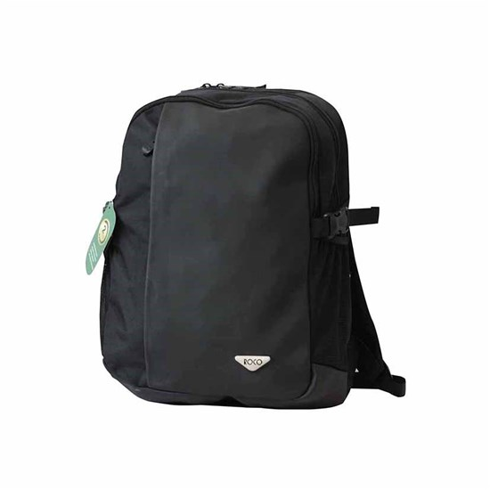 ROCO Backpack Technical Classic Black 3 Zip. 17