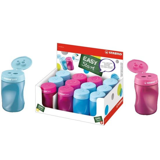 4500/12 EASY sharpener (3L+9R pcs) Display