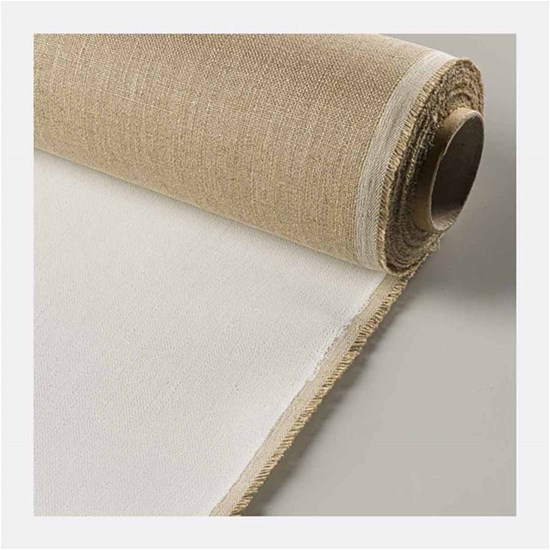 CANVAS LINEN L3 COARSE 2.10*10 m 400g
