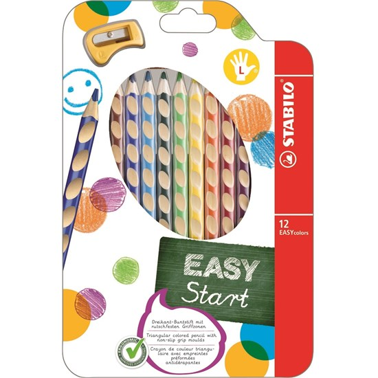 331/12 EASYcolors left 12pcs wallet