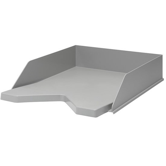 Jalema Letter-tray Re-Solution A4, Grey