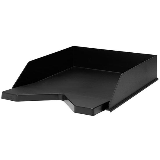 Jalema Letter-tray Re-Solution A4, Black