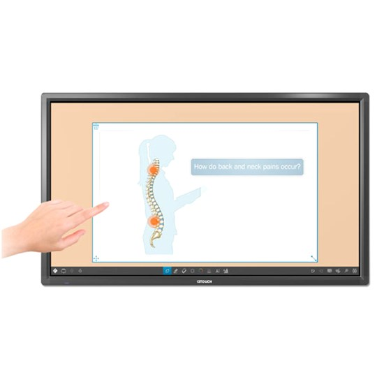 I3 Touch E0265T10 all-in-one
