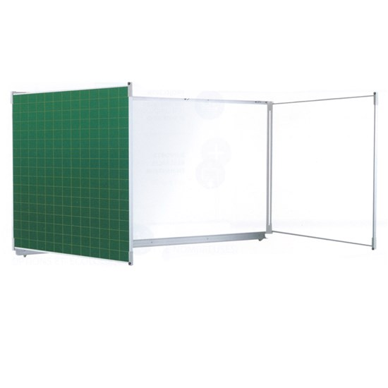 VANERUM D. Sided solution wings 100X100cm W/G