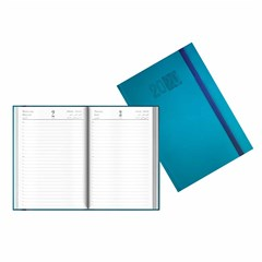 2020 Diary Daily PU Cov w/elastic L.OP. Lines -A5