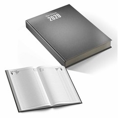 2020 Reservation Diary 80g, 1Day per 2 Pages, A4