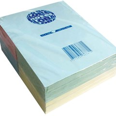 Global Notes 75gsm 100sh 125x75mm 4Pastel col(1DZ)