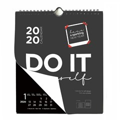 2020 Do it Yourself Wall Calendar