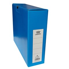 Crown Archive Box Carton 37.2 x 29.6.1x9.6 - Blue