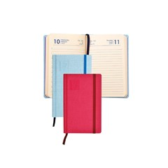 2017 Pocket Diary DAily With Elastic Cord 9x14cm