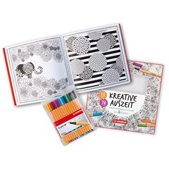 D/87-2433 Drawing Book Anti-Stress +15 colors Pt88