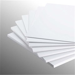 EXTEND Foam Board 10mm ADHESIVE, 70x100cm, white