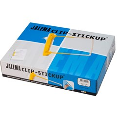 Jalema Clip Self-Adhesive Box of 100 Pcs