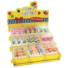 TRENDHAUS Bday FUN Happy Birthday 5Pcs/set