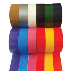 EXTEND Cloth tape 25m x 38mm x 28microns- Silver10