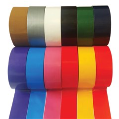 EXTEND Cloth tape 25m x 48mm x 28microns- Black36