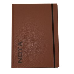 NOTA Notebook Lines Arabic With  Elastic A4