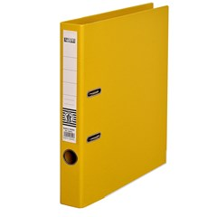 EXTREME Letter-file PP 4cm A4 Yellow