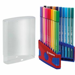 6820-04 Pen 68 ColorParade 20 colors in Display
