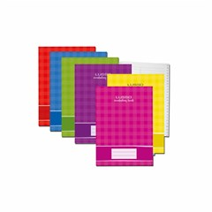 LUSSO vocabulary Book Index 80g 36sheets A5