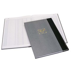 QUEST Ledger Book R.Op- 2 Col.- B4- 288sh