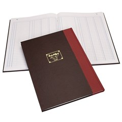 QUEST Journal Book R.Op- 3 Col.- B4- 100sh