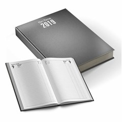2019 Reservation Diary 80g, 1Day per 2 Pages, A4
