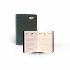 2019 Pocket Diary 1Day/Page, Perforated, L.Op.