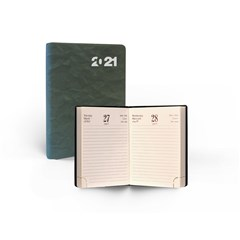 2021 Pocket Diary 1Day/Page, Perforated, L.Op.