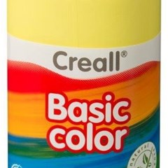 CREALL Gouache Basic 1000ml 01 Light Yellow