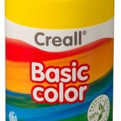 CREALL Gouache Basic 1000ml 02 Primary Yellow