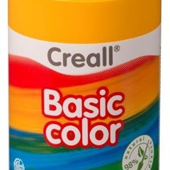 CREALL Gouache Basic 1000ml 03 Dark Yellow