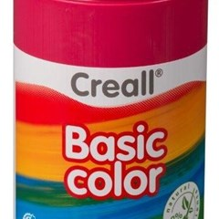 CREALL Gouache Basic 1000ml 06 Dark Red