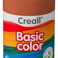 CREALL Gouache Basic 1000ml 18 Light Brown