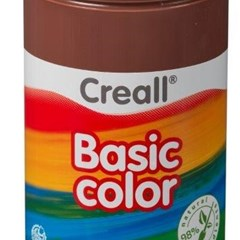 CREALL Gouache Basic 1000ml 19 Dark Brown