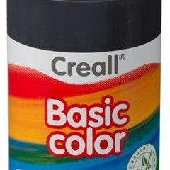 CREALL Gouache Basic 1000ml 20 Black