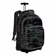 ROCO Trolley2 Printed Black 3 Zip. 19+P.Case