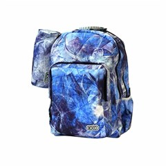 ROCO BP Fashion Teen Boys Graffiti 3Zip
