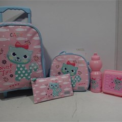 ROCO Trolley BP 5 in 1  set CATY Sweet time  14inc