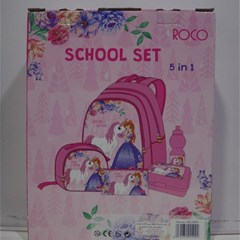 ROCO BP  5 in 1 Set Unicorn & Princess 16inch