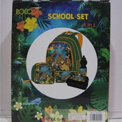 ROCO BP  5 in 1 Set  Jungle Party 16inch