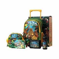 ROCO Trolley BP  5 in 1 Set  Jungle Party 16inch